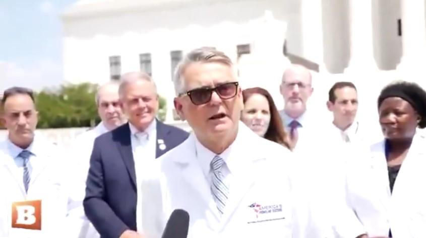 America's Frontline Doctors SCOTUS Press Conference 27th July 2020