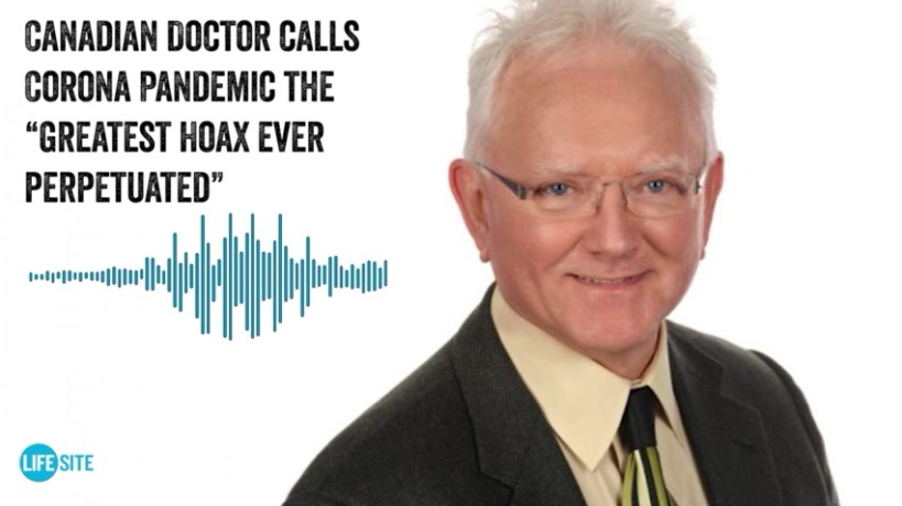 """Canadian Doctor Destroys """"Utterly Unfounded Public Hysteria"""" over COVID-19"""