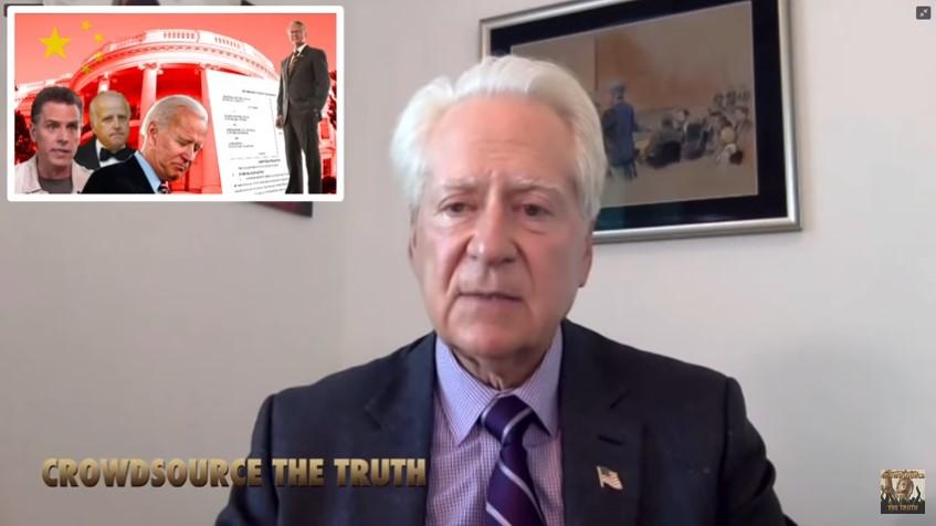 Larry Klayman Presents the Case Against the Bidens