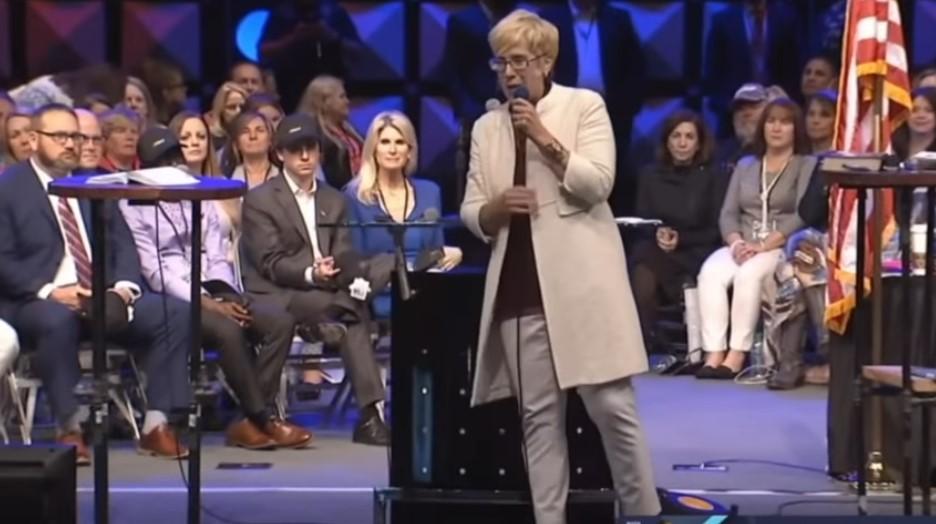 Leigh Dundas Speech
