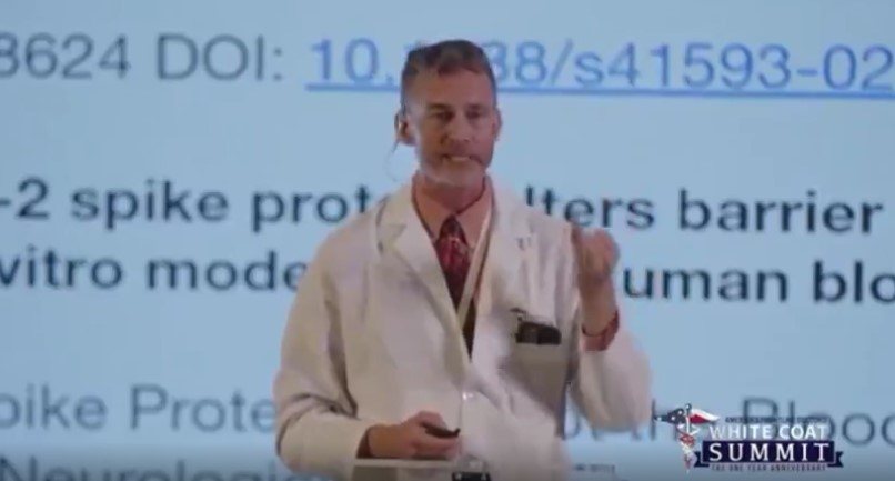 Dr. Ryan Cole – COVID-19 Vaccine Effects Autopsies Summit