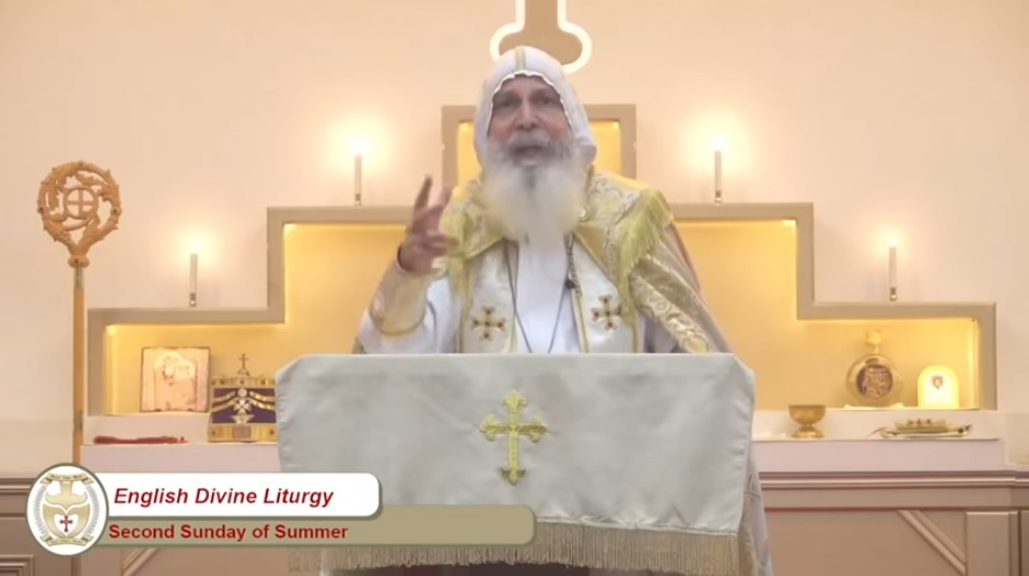 Orthodox Bishop on Lockdowns and Restrictions