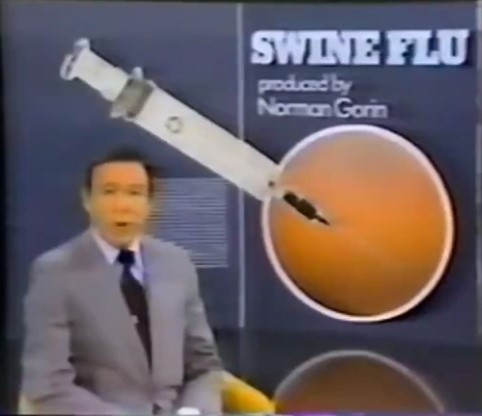 How the Media Covered the Swine Flu Vaccine After 4,000 Reported Adverse Events in 1976